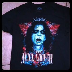 Other - Alice Cooper t-shirt